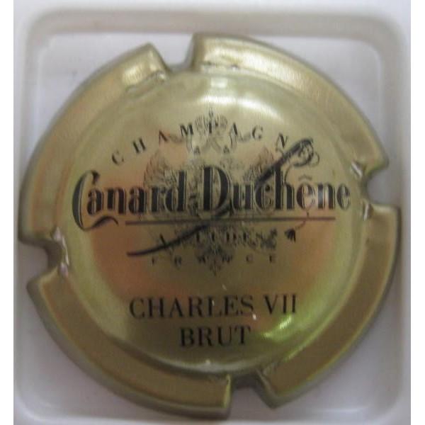 CAPSULE DE CHAMPAGNE CANARD DUCHENE*