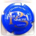 PEHU-SIMONET N°3 FOND BLEU CIEL