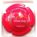 PEHU-SIMONET N°5 FOND ROSE FONCE