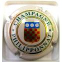 PHILIPPONAT N°24 CONTOUR BLANC CASSE