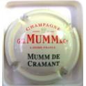 MUMM G.H. N°126 MUMM DE CRAMANT