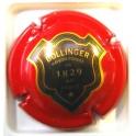 BOLLINGER N°51 ROUGE FONCE