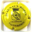 JEAUNAUX-ROBIN N°06 JAUNE ET NOIR