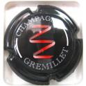 GREMILLET N°14 FOND NOIR