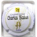 COTEAUX (6) CHARLES HESTON N°24 MILLESIME 2008
