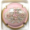 MIGNON PIERRE N°135A FOND ROSE