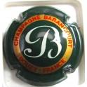 BARANCOURT N°16 VERT FONCE B BLANC