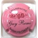 REMI GUY N°06A GRAPPE ROSE ET NOIR