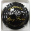 REMI GUY N°06A GRAPPE NOIR ET OR
