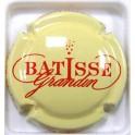 BATISSE-GRANDIN N°01 CREME ET ROUGE