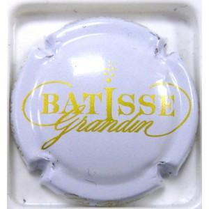 BATISSE-GRANDIN N°03 BLANC ET OR