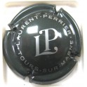 LAURENT-PERRIER N°57 ANTHRACITE ET ARGENT
