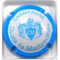 COMTE DE MONTERTHUIS CT BLEU CLAIR
