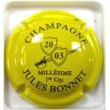 BONNET-PONSON N°06B CUVEE JULES JAUNE