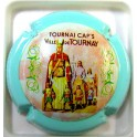 BOURMAULT LUC N°11C CONTOUR TURQUOISE