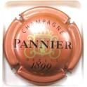 PANNIER N°42 FOND ROSE