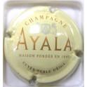 AYALA N°037G CREME ET OR PERLE