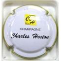 COTEAUX (6) CHARLES HESTON N°29A BLANC