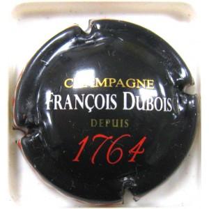 DUBOIS FRANCOIS N°03 NOIR
