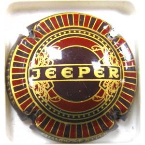 JEEPER N°16 MARRON ET OR