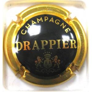 DRAPPIER N°24 NOIR CONTOUR OR