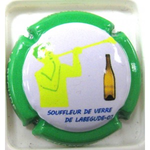 MOREAU ARNAUD SOUFFLEUR DE VERRE CT VERT